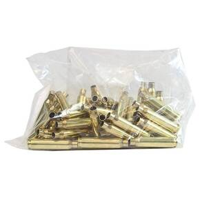 Hornady Unprimed Brass Rifle Cartridge Cases .300 AAC Blackout 50/Bag
