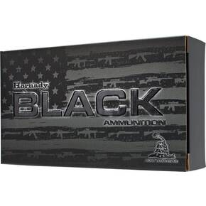 Hornady Black Rifle Ammunition 5.56mm NATO 62 gr FMJ 3060 fps 20/ct