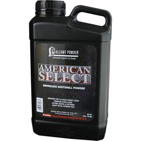 Alliant American Select Shotshell Powder 4 lbs