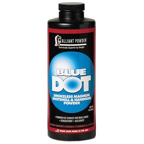 Alliant Blue Dot Shotshell and Handgun Powder 1 lbs