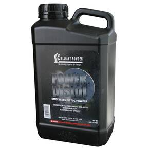 Alliant Power Pistol Powder 4 lbs