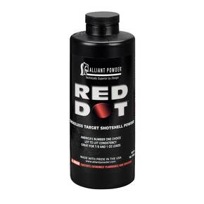 Alliant Red Dot Smokeless Target Shotshell Powder 12 ga - 1 lbs
