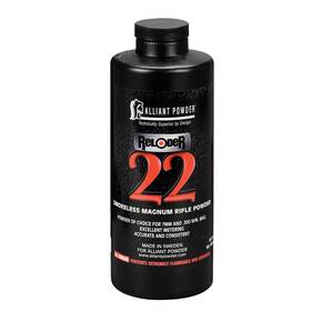Alliant Reloader 22 Rifle Powder 1 lbs