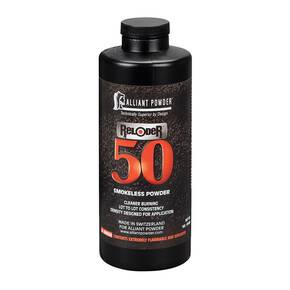 Alliant Reloader 50 Rifle Powder 1 lbs