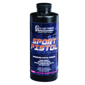 Alliant Powder Sport Pistol Handgun Powder-1 lbs