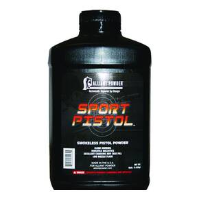 Alliant Powder Sport Pistol Handgun Powder-8 lbs