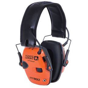 Honeywell Impact Sport Bolt Orange Electronic Earmuff- 22dB