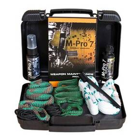 Hoppe's M-PRO7 Tactical 3-Gun Cleaning Kit