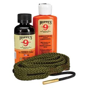 Hoppe's 1.2.3. Done Pistol Cleaning Kit .40 cal 10mm