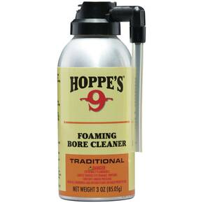 Hoppe's No. 9 Foaming Bore Cleaner Bottle 3.0 oz