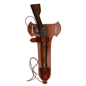 Hunter Leather Trapper Scabbard Ranch Hand