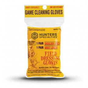 Hunters Specialties Field Dressing Gloves 2/pk