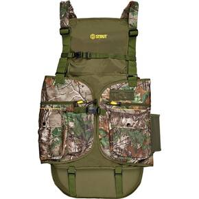 Hunters Specialties HS STRUT Turkey Vest L/XL - Realtree Edge