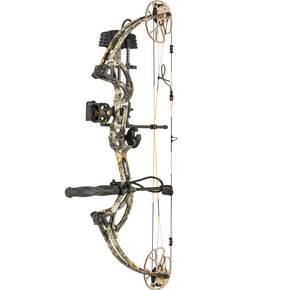 Bear Archery Cruzer G2 Ready to Hunt (RTH) RH70 Compound Bow - Realtree Edge