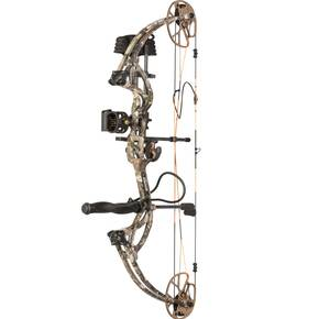 Bear Archery Cruzer G2 Ready to Hunt (RTH) RH70 Compound Bow - Veil Stoke