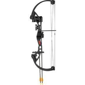 Bear BRAVE Youth Bow 8 Years & Up RH - Black