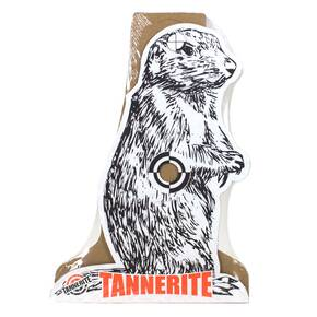Tannerite Prairie Dog Cardboard Target - Set of 4 - 14.5""