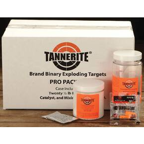 Tannerite ProPack 20 Exploding Rifle Targets 1/2lb 20/pk
