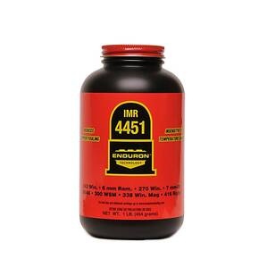 IMR 4451 Enduron Rifle Powder