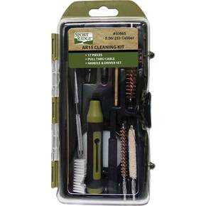 TacShield 17pc Cleaning Kit Hard Case - AR15 Rifle