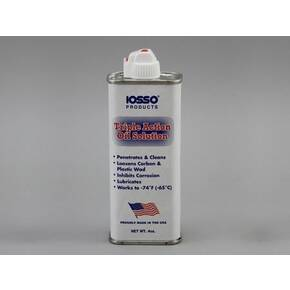 Iosso Triple Action Oil - 4 oz.