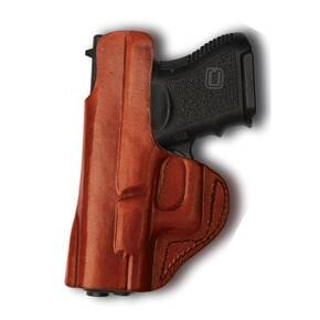 Tagua Inside the Pants Holster for Glock 42Right Hand Brown