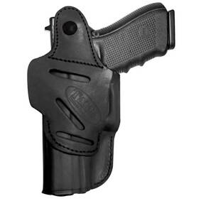 Tagua 4in1 Inside the Pants Holster with Snap S&W Shield 9&40mm Black Right Hand