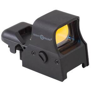 Sightmark Ultra Shot Reflex Sight QD Digital Switch - Red/Green Reticle