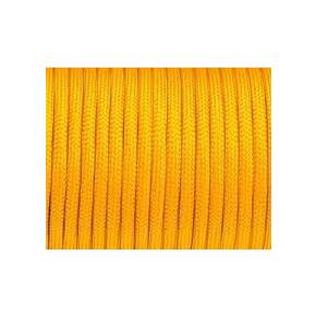 Mero 550 Paracord - 100' 550 lb Yellow Goldenrod