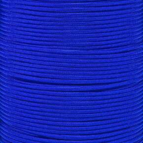 Mero 550 Paracord - 100' 550 lb Blue Royal