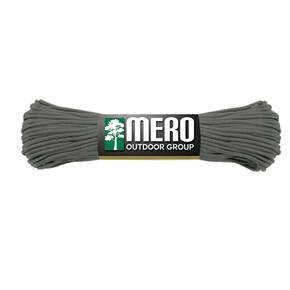 Mero 550 Paracord - 100' 550 lb Green Foliage (gray/green)