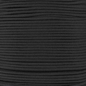 Mero 550 Paracord - 100' 550 lb Black 5040 Military