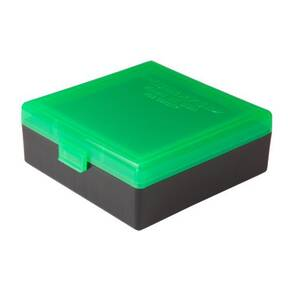 Berry's Ammo Box #003 - 38/357 Zombie Green & Black, 100 rds