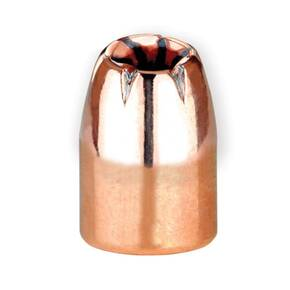 "Berry's Hybrid Hollow Point Handgun Bullets 9mm .356"" 124 gr HHP 250/ct"