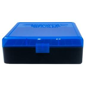 Berry's Ammo Box #007 - .44 Cal. 100/rd Blue/Black