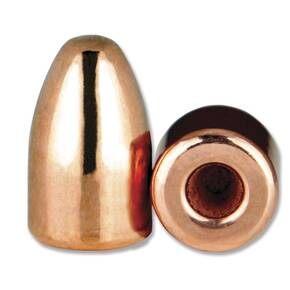 "Berry's Superior Plated Handgun Bullets 9mm .356"" 124 gr HBRNTP 1000/ct"