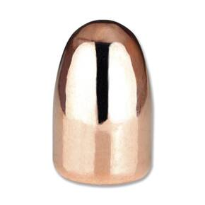 "Berry's Superior Plated Handgun Bullets .40 S&W/10mm .401"" 180 gr RN 1000/ct"
