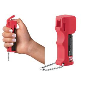 Mace PepperGard Pepper Spray - Personal Model Red
