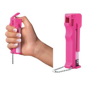 Mace Hot Pink Pepper Spray - Personal Model