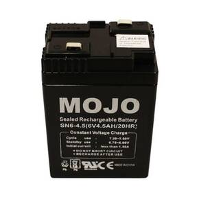 MOJO 6-Volt UB645 Rechargeable Battery for Mojo Decoys