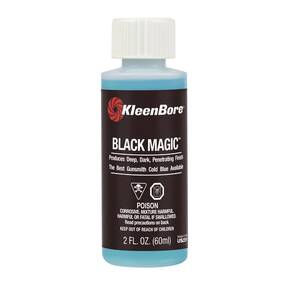 KleenBore Black Magic Bluing Solution 2 fl oz