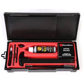 KleenBore Classic Handgun Cleaning Kit .38/.357 9mm Police Special