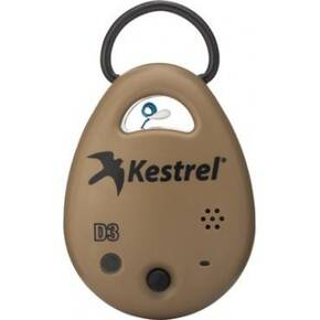 Kestrel DROP D3 Weather & Ballistics Monitor (Temp, Humidity, Pressure & DA ) - Tan