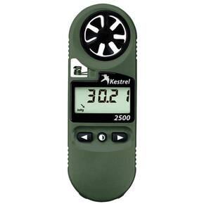 Kestrel 2500NV Weather Meter / Digital Altimeter +NV Backlight - Olive Drab
