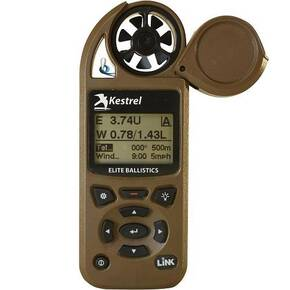 Kestrel 5700 Elite Weather Meter with Applied Ballistics (No LiNK) - FDE