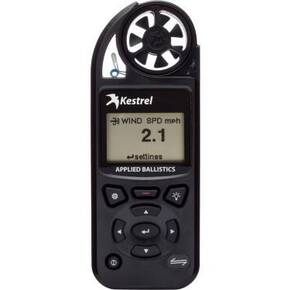 Kestrel 5700 Elite Weather Meter with Applied Ballistics with LiNK - Black