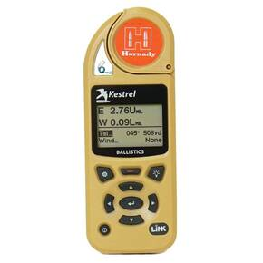 Kestrel 5700 Ballistics Weather Meter with Hornady 4DOF LiNK