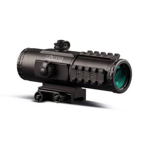 Konus SIGHT-PRO PTS2 Red Dot - 3x30mm Red/Blue Illuminated Reticle