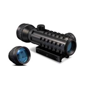 Konus SightPro Dual Red Dot Sight - 1-2x30mm Tactical Rail