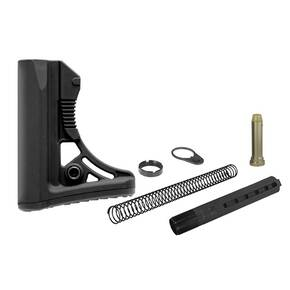 Leapers UTG PRO Model 4 Ops Ready S3 Mil-spec Stock Kit - Black